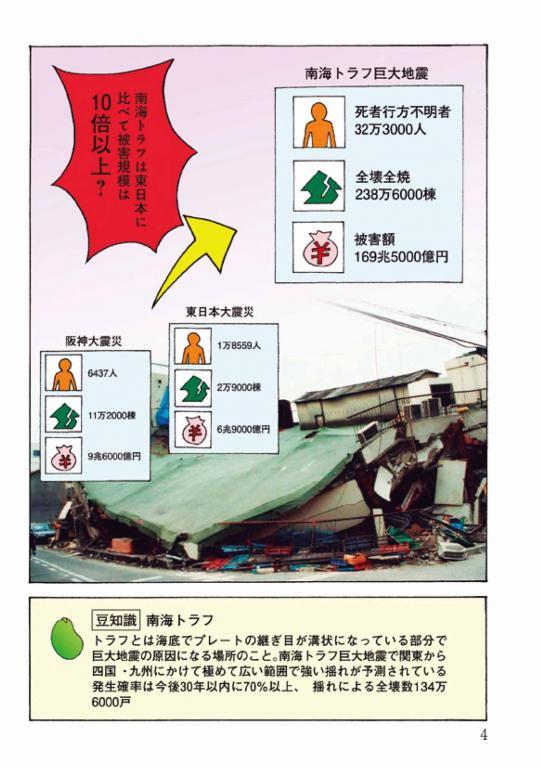 漫画でわかる知って得する~木造住宅のための~「知って得する地震対策」 6