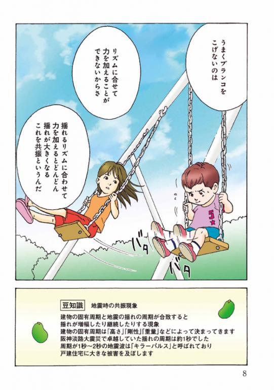 漫画でわかる知って得する~木造住宅のための~「知って得する地震対策」 10