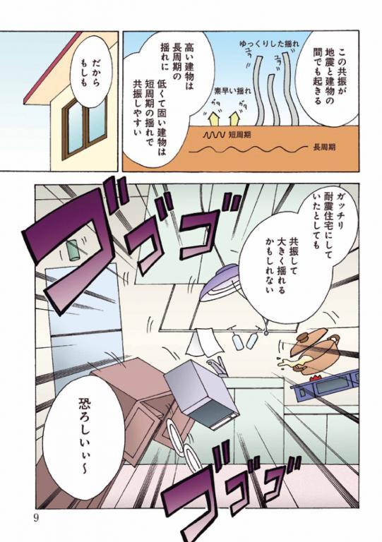 漫画でわかる知って得する~木造住宅のための~「知って得する地震対策」 11