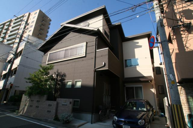 神社通りの京都風和モダンなお家 1|逆瀬川はうじんぐ施工事例