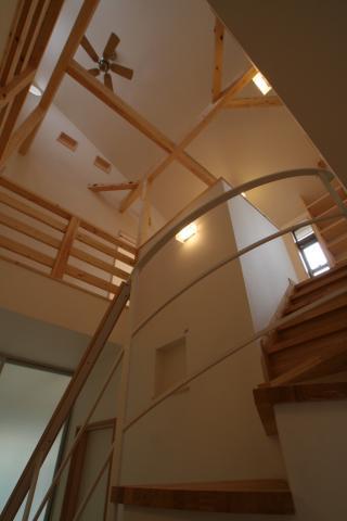 自然素材のさらさら空気の家 百合野町Y様邸 7|逆瀬川はうじんぐ施工事例