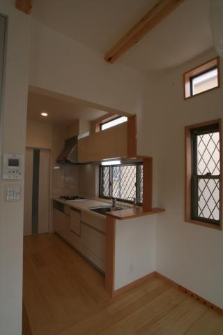 自然素材のさらさら空気の家 百合野町Y様邸 8|逆瀬川はうじんぐ施工事例