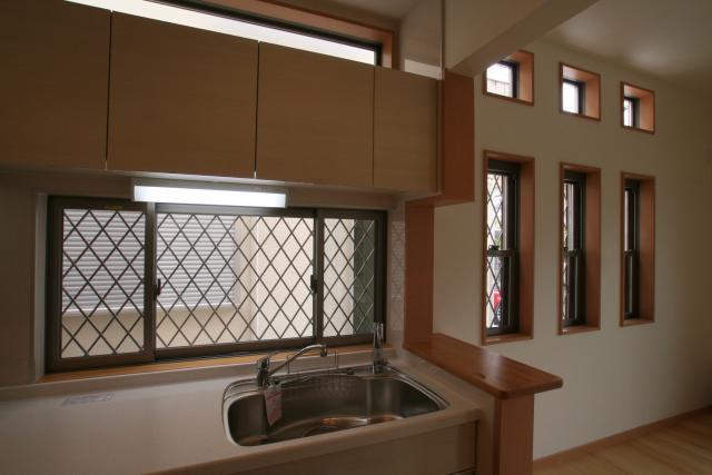 自然素材のさらさら空気の家 百合野町Y様邸 10|逆瀬川はうじんぐ施工事例