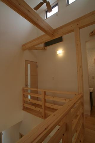 自然素材のさらさら空気の家 百合野町Y様邸 13|逆瀬川はうじんぐ施工事例