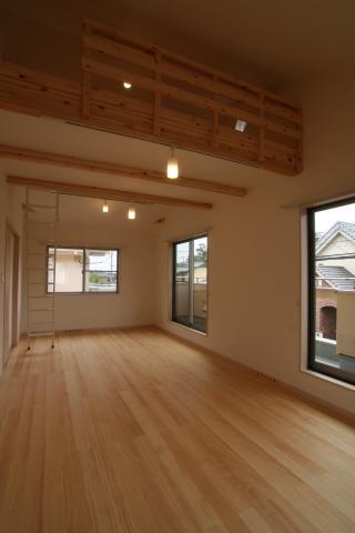 自然素材のさらさら空気の家 百合野町Y様邸 14|逆瀬川はうじんぐ施工事例