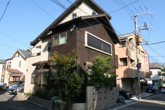 神社通りの京都風和モダンなお家 2|逆瀬川はうじんぐ施工事例