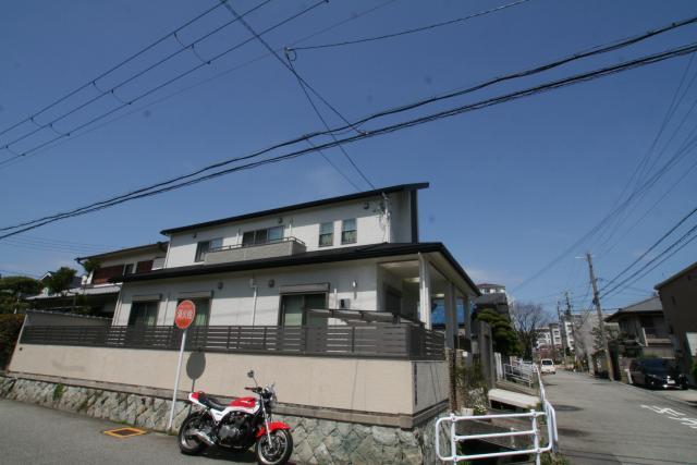 大きなアプローチの和モダンなお家 3|宝塚市の逆瀬川はうじんぐ施工事例