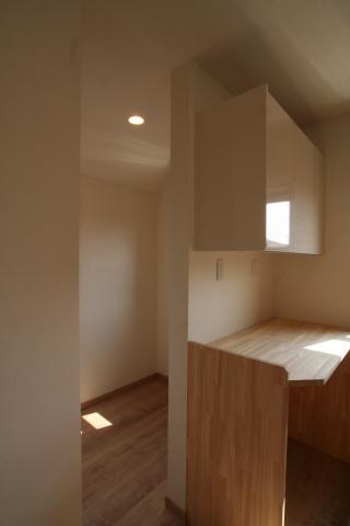 ワンホール型の2階リビングの家 8|宝塚市の逆瀬川はうじんぐ施工事例