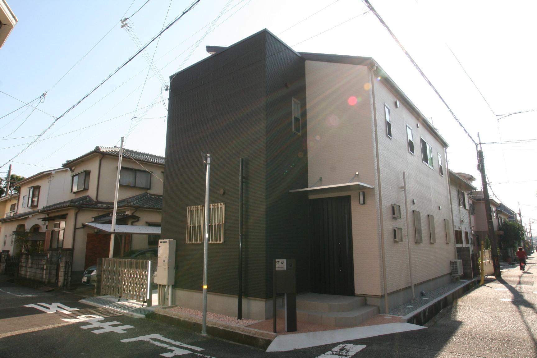 オープンリビングの家|宝塚市の逆瀬川はうじんぐ施工事例