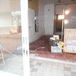 貸店舗 中野町松本住居付店舗 アップ致しました。